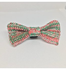 WOOL & WHISKERS Bow Wow Tie Christmas