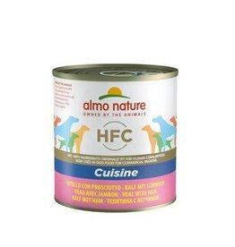 ALMO HFC 290g Dog Cuisine - Lamb with Ham