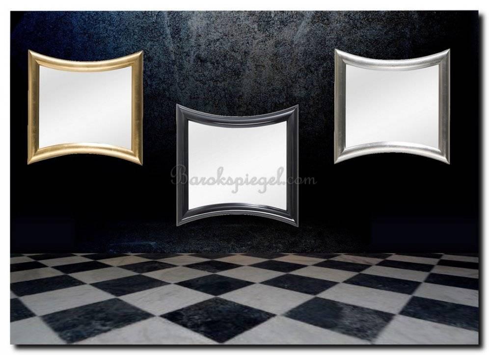 Modern vormgegeven spiegel Emiliana
