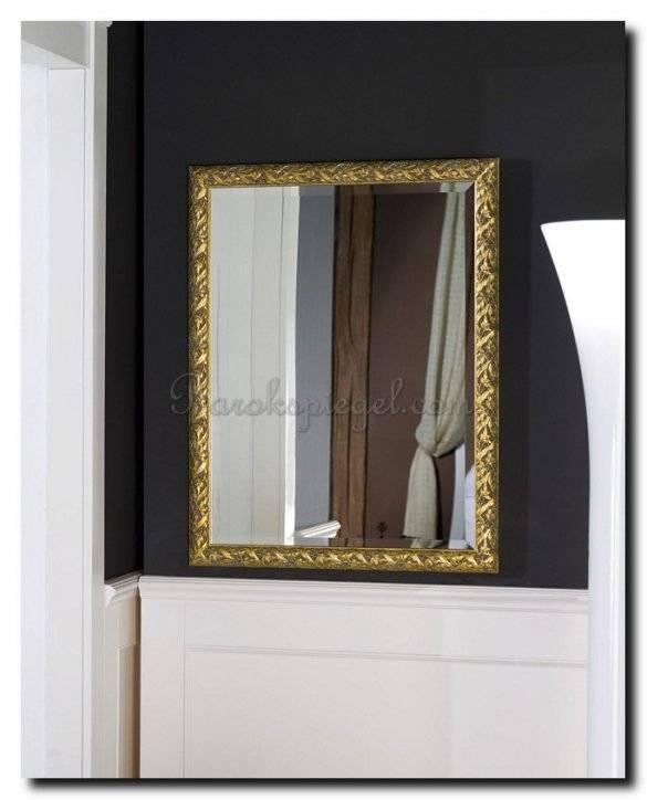 Sierlijke barok spiegel Sofia