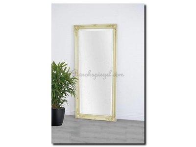 Barok Spiegel Wit : Ethan barok spiegel met lijst ivoor wit barokspiegel