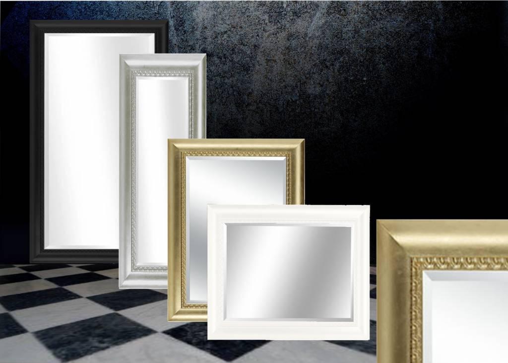 Luxe grote klassieke spiegel Perla