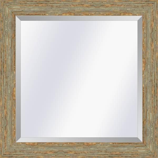 Brocante spiegel Brittany Grijsgroen small 39mm
