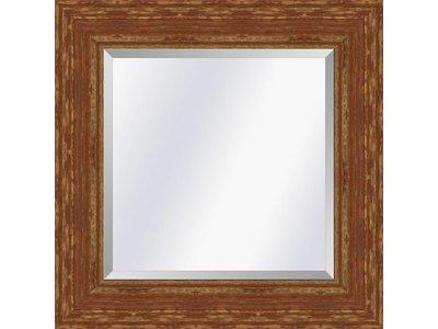 Barokspiegel.nl Mirror Brittany Red medium 65mm