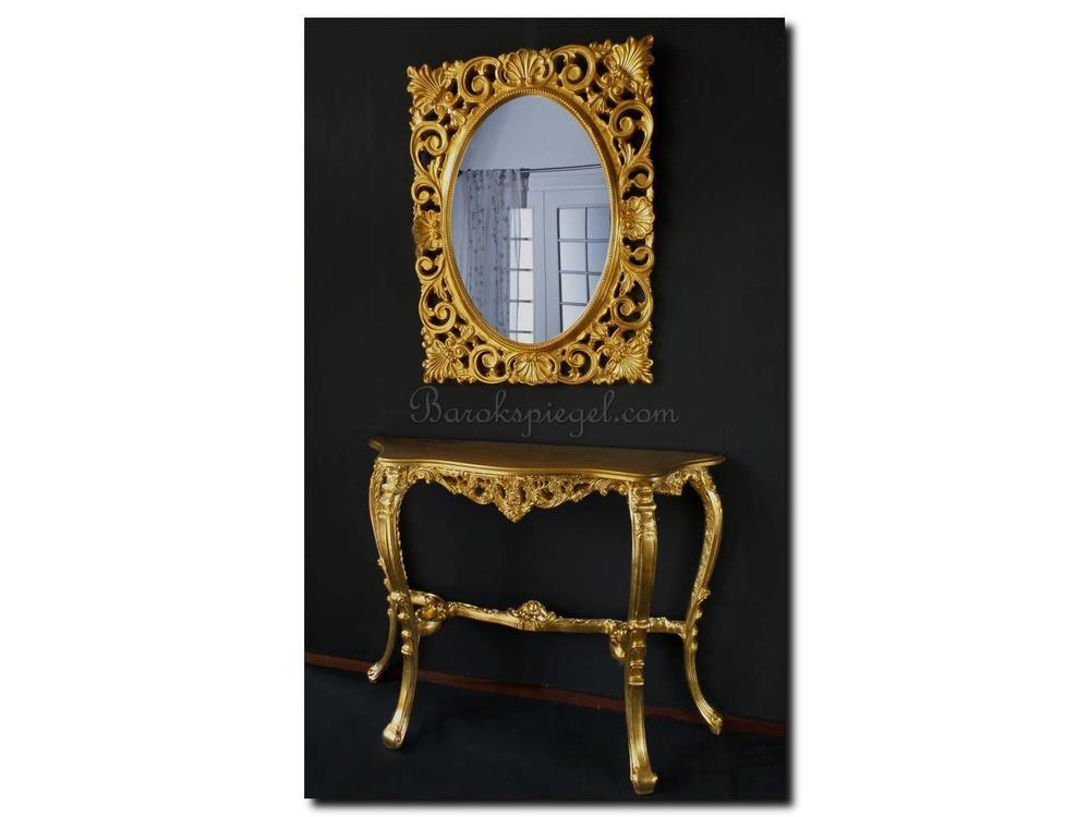 Barok Spiegel Ovaal : Ovale mediterrane spiegel cianna barokspiegel.nl