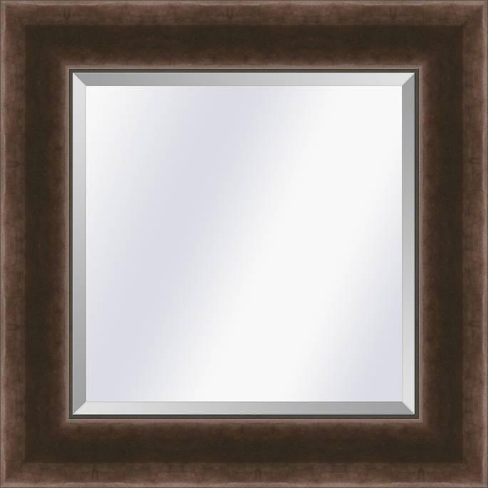 Industrieële spiegel Foundry ijzer medium 65mm