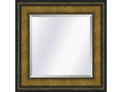 Barokspiegel.nl Spiegel Canaletto Gold-Bronze medium 70mm