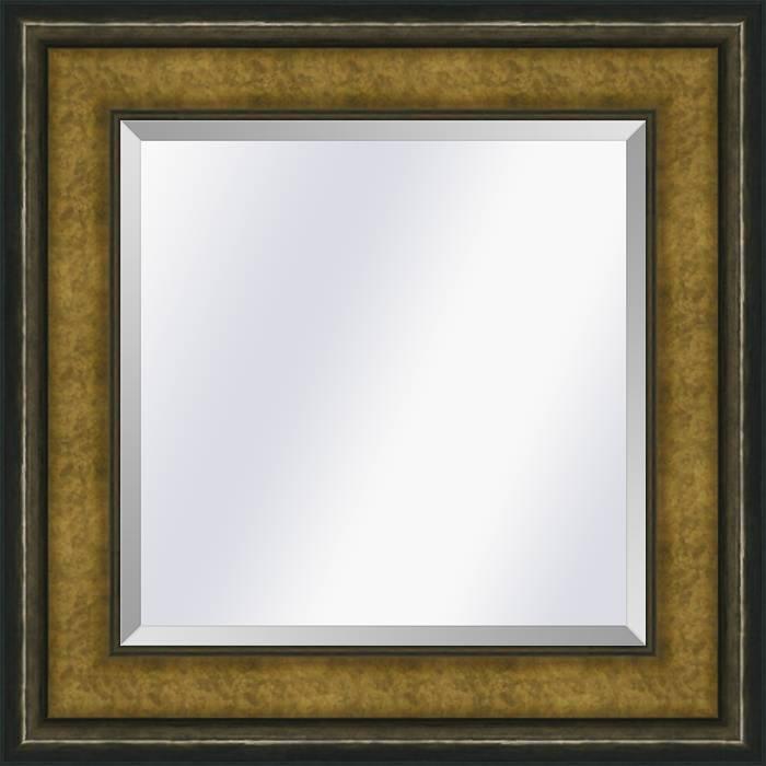 Spiegel Canaletto Goud-brons medium 70mm