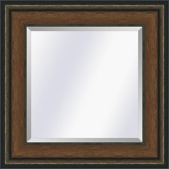 Spiegel Canaletto Walnoot-brons medium 70mm