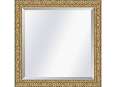 Barokspiegel.nl Mirror  Imperial Gold small 34mm