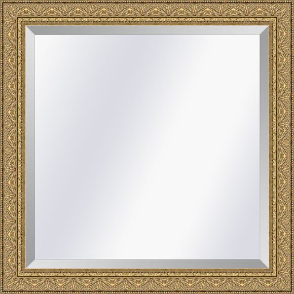 Klassieke Spiegel Imperial Goud small 34mm