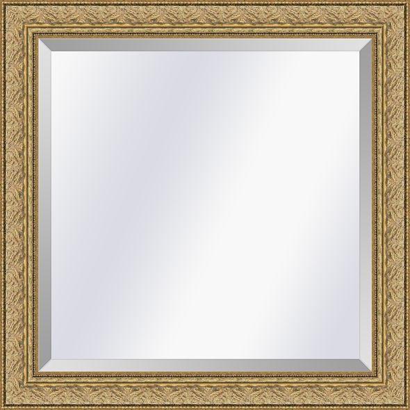 Klassieke spiegel Imperial Goud medium 62mm