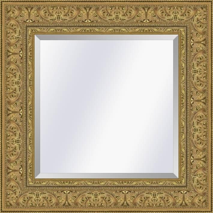 Klassieke spiegel Imperial Goud large 72mm