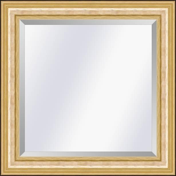 Modern klassieke Spiegel Lille Goud small 41mm