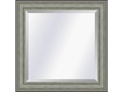 Barok Spiegel Ovaal : Spiegel mit einem industrie schau neutral und vielseitig