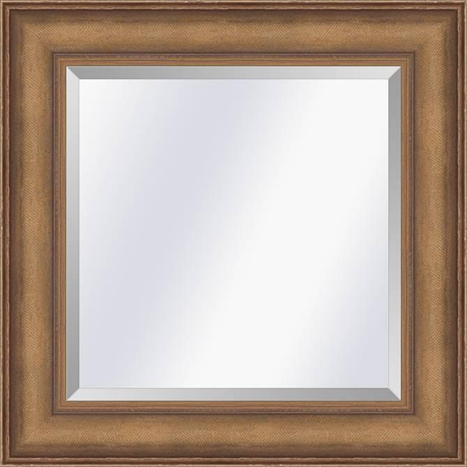 Moderne Klassieke spiegel Lille Brons medium 59mm