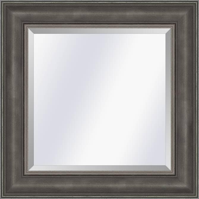 Moderne Klassieke spiegel Lille Donker Tin medium 59mm
