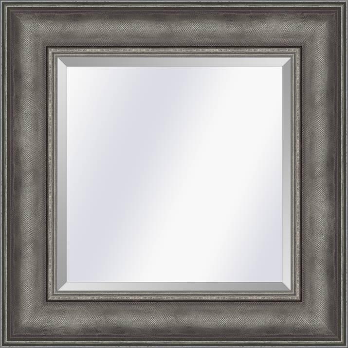 Moderne Klassieke spiegel Lille Donker Tin large 73mm