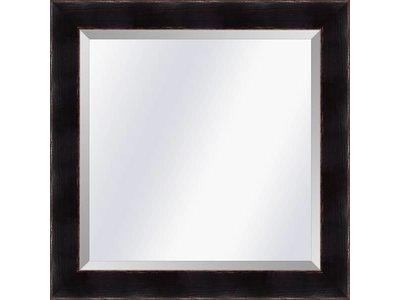 Barokspiegel.nl Mirror Komodo Black medium 39mm