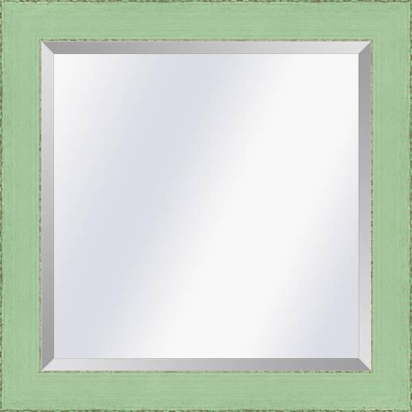 Spiegel in Aziatische stijl Komodo Jade Groen medium 39mm
