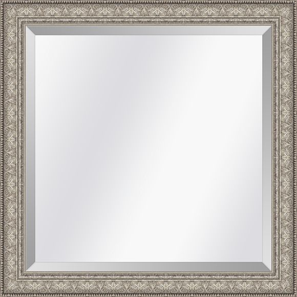 Klassieke Spiegel Imperial Zilver small 34mm