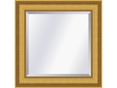 Barokspiegel.nl Mirror Academie Gold medium 53mm