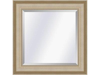 Barokspiegel.nl Mirror Academie Silver medium 53mm