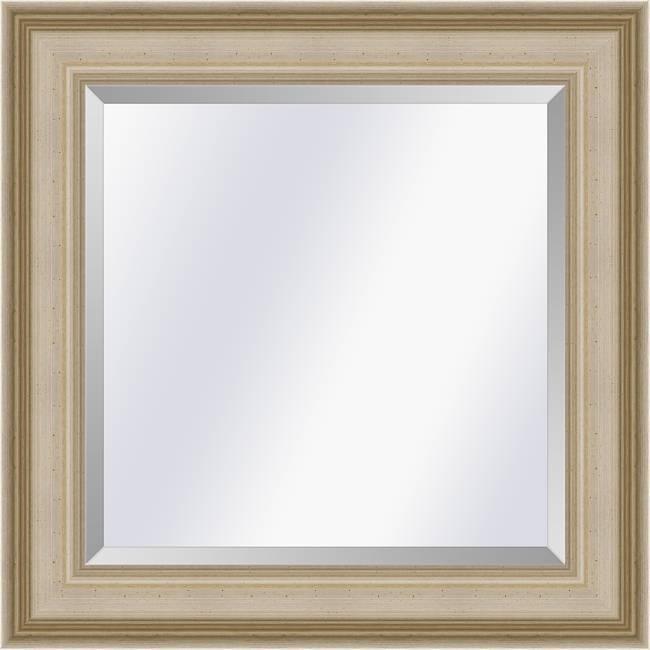 Klassieke spiegel Academie Zilver medium 53mm