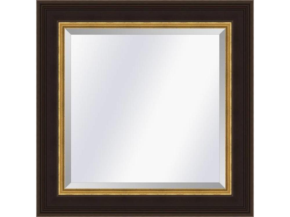 Zwarte Brocante Spiegel.Barokspiegel Nl Klassieke Spiegel Academie Zwart Goud Medium 53mm