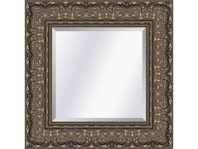 Vintage Spiegel Goud : Barok spiegel goud bruin baroquemirror
