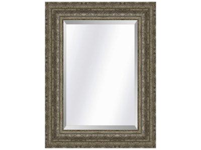 Brocante Spiegel Ovaal : Brocante spiegel sevilla antiekzilver large 80mm barokspiegel.nl