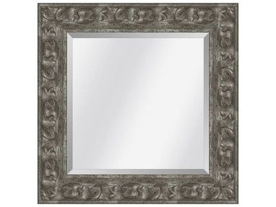Barokspiegel.nl Mirror Sevilla Antiquesilver medium 65mm