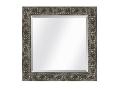 Barokspiegel.nl Mirror Sevilla Antiquesilver small 49mm