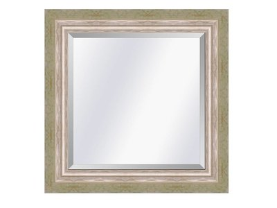 Barokspiegel.nl Mirror Lucerne Green cream-silver medium 52mm