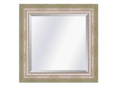 Barokspiegel.nl Mirror Lucerne Green cream-silver medium 52mm