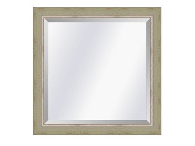 Barokspiegel.nl Mirror  Lucerne  Green cream-silver  small 29mm