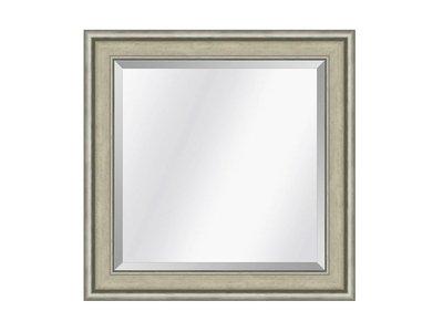 Barokspiegel.nl Spiegel  Canaletto Elfenbein-Silber  small 45mm