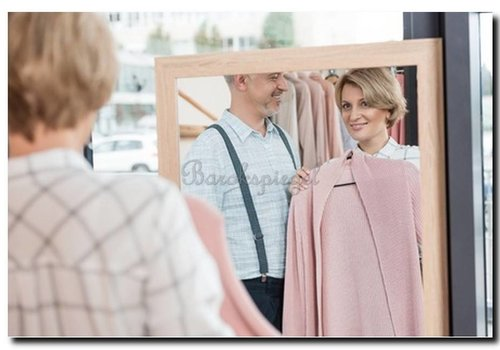 Spiegel im Laden