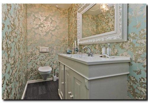 Toilet spiegels