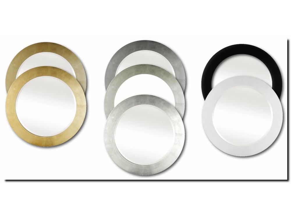 Ronde Houten Spiegel : Ronde design spiegel natalia barokspiegel