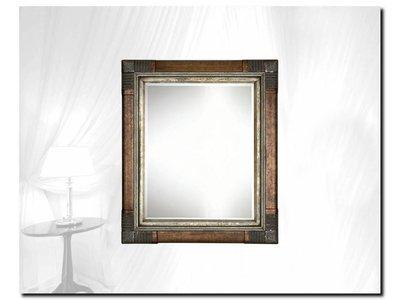 Barokspiegel.nl Mirror  Charlie - Copper-silver