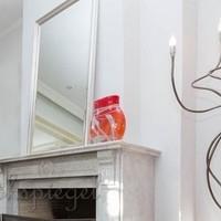 5 doordachte spiegel tips voor het decoreren van een schouw