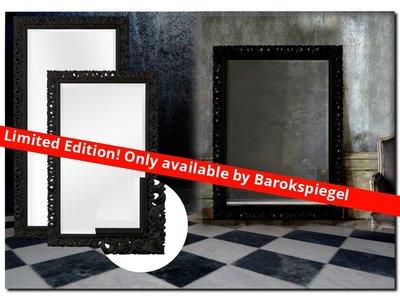 Barokspiegel.nl Mirror Francesco Black