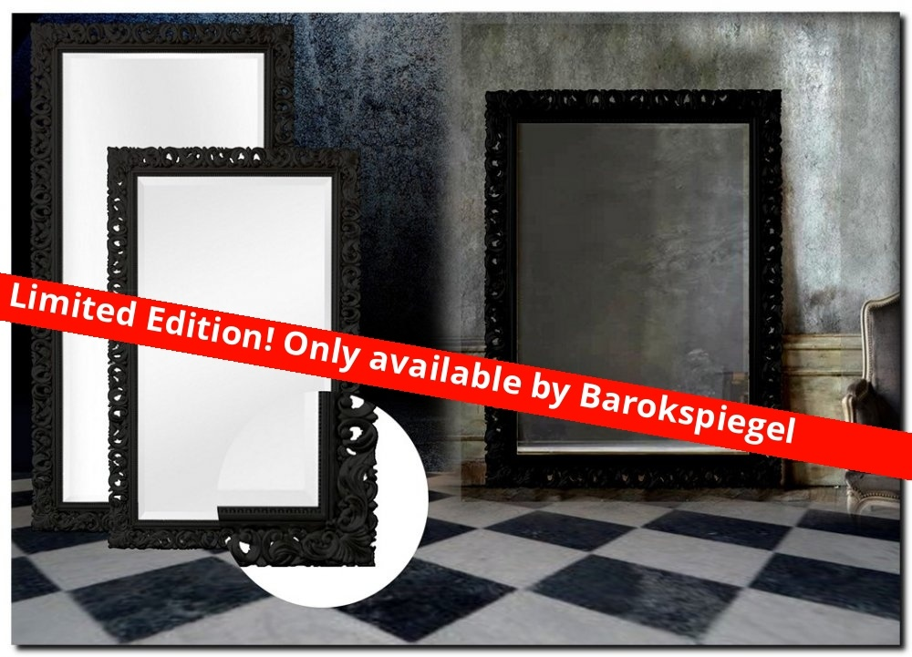 Moderne Barock Spiegel Francesco Zwart