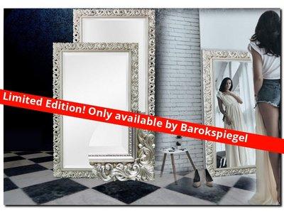 Barokspiegel.nl Mirror Francesco Silver