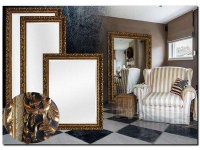 Barokspiegel.nl Mirror Antonio Napoli Antiquegold