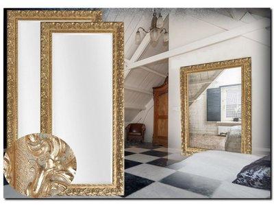 Barokspiegel.nl Mirror Antonio Napoli Gold