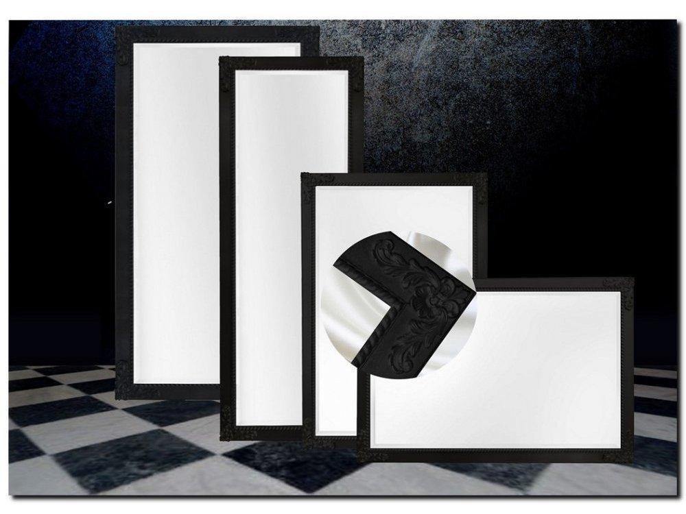 Zwarte Brocante Spiegel.Barokspiegel Nl Franse Barok Spiegel Raul Zwart