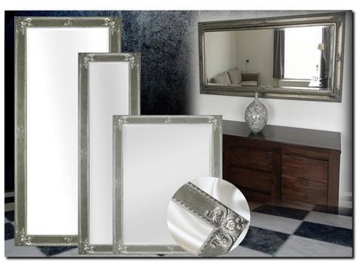Barokspiegel.nl Mirror Guido Antiquesilver