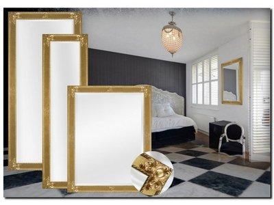Barokspiegel.nl Mirror Guido Gold